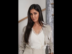 Katrina Kaif A Pantsuit The Famously Filmfare Interview