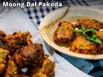 Moong Dal Pakoda