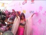 Katrina Kaif A Vibrant Outfit The Zoom Holi Event