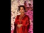 Dia Mirza A Raw Mango Ensemble Akash Ambani S Reception