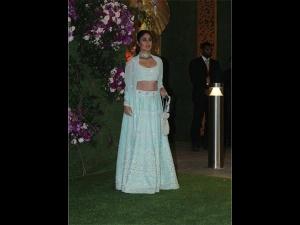Kareena Kapoor Khan A Manish Malhotra Lehenga Akash Ambani Wedding