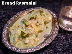 Bread Rasmalai