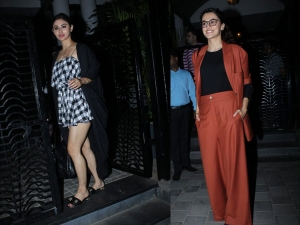 B Town Divas Spotted Outside Soho House Stylish Outfits
