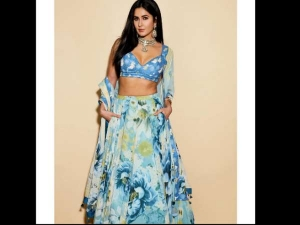 Katrina Kaif An Anita Dongre Lehenga Akash Ambani S Wedding