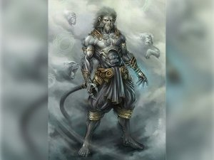 How Lord Hanuman Became So Powerful