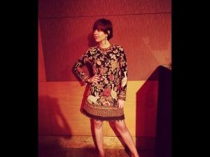 Kalki Koechlin In A Shift Dress For The 20 Years Celebration