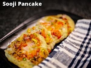 Sooji Pancakes