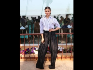 Alia Bhatt In A Gender Fluid Outfit For Kalank Promotions