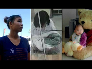 Girl Watched The Video In Which Her Mum Abandoned Her Hours After Her Birth