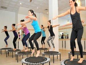 Health Benefits Of Trampoline Exercises