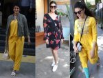 Bollywood Actresses And Divas Spotted In Off Duty Casual Looks