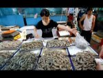 Chinese Sellers Are Injecting Shrimps With Gel