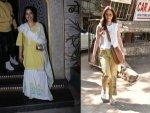 Best Dressed Bollywood Divas In Wardrobe Basics