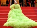 Deepika Padukone In A Giambattista Valli Gown At Cannes