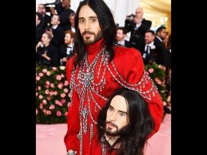 Jared Leto S Met Gala 2019 Look By Gucci