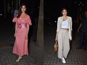 Recent Celeb Spotting Of Stylish Bollywood Divas