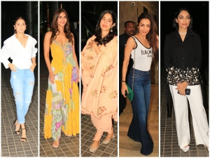 Bollywood Divas In Fabulous Outfits At India S Most Wanted