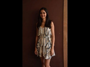 Ananya Panday Spotted In A Cute Ruffled Dress