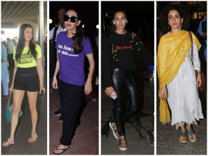 B Town Divas In The Simplest Airport Outfits