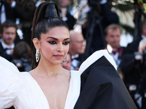 Deepika Padukone Stuns In A Peter Dundas Gown At Cannes