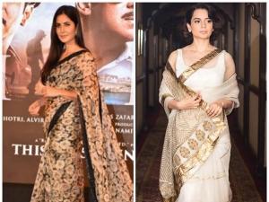 Bollywood Divas In Saris