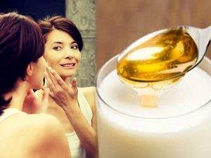 Benefits Of Honey And Milk On Skin