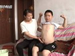 Boy Gains Weight To Save His Fathers Life