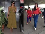 Leading Bollywood Divas Spotted In Comfy Outfits