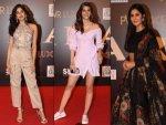 Divas At The Special Screening Of Bharat