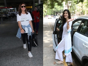 Bollywood Celebs Spotted In Off Duty Looks