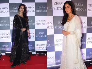 Best Dressed Divas A Baba Siddique S Iftaar Party