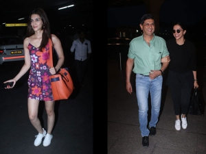 Bollywood Actresses Spotted In Casual Outfits And Looks