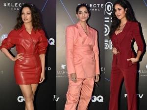 Divas At Gq S Best Dressed Night