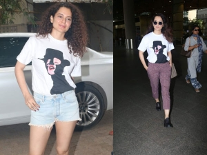Kangana Ranaut Shows Us That She Has No Issues In Repeating Her Clothes