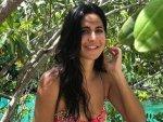 Katrina Kaif S Mexico Photoshoot In A Colourful Bikini