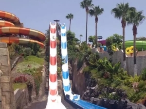 Woman Almost Died After Ripped Open On Water Slide