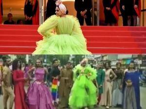 Deepika Padukone Met Gala Cannes Gowns Recreated For Vadodara Pride Parade