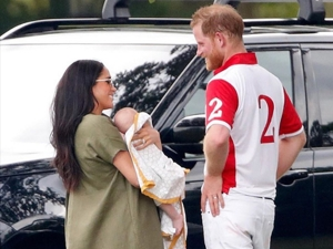 Meghan Markle S Organic Shawl For Baby Archie Controversy