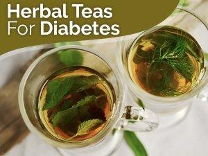 Herbal Teas For Diabetes