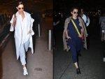 Deepika Padukone Kangana Ranaut And Other Celeb Airport Looks