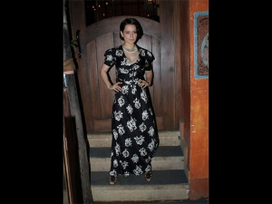 Kangana Ranaut In A Retro Look At Judgementall Hai Kya Success Bash