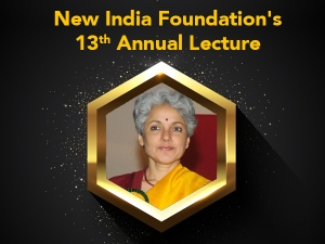 The New India Foundations 13th Annual Lecture On Importance Of Universal Healthcare
