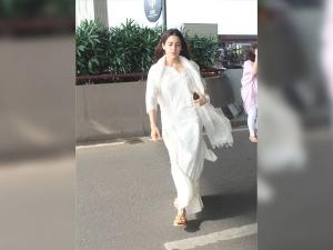 Sara Ali Khan S Chikankari Suits On Her Birthday