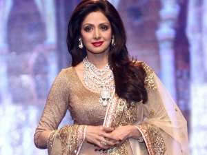 Sridevi Fashion On Her Birthday