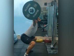Virat Kohli Shares Weight Training Exercise Tips
