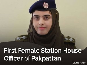 Pakistani Female Police Officer Resolves 200 Abuse Cases In 2 Months