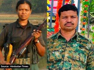 Cop Brother Hunts Down Maoist Sister In Chattisgarh Sukma District