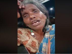 Kolkata Woman Who Sang Lata Mangeshkar Song Got Famous