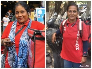 Women Delivery Partners In India Increased To 69 Percentage