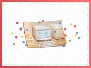 Google 21st Birthday Tech Giant Celebrates It With Doodle